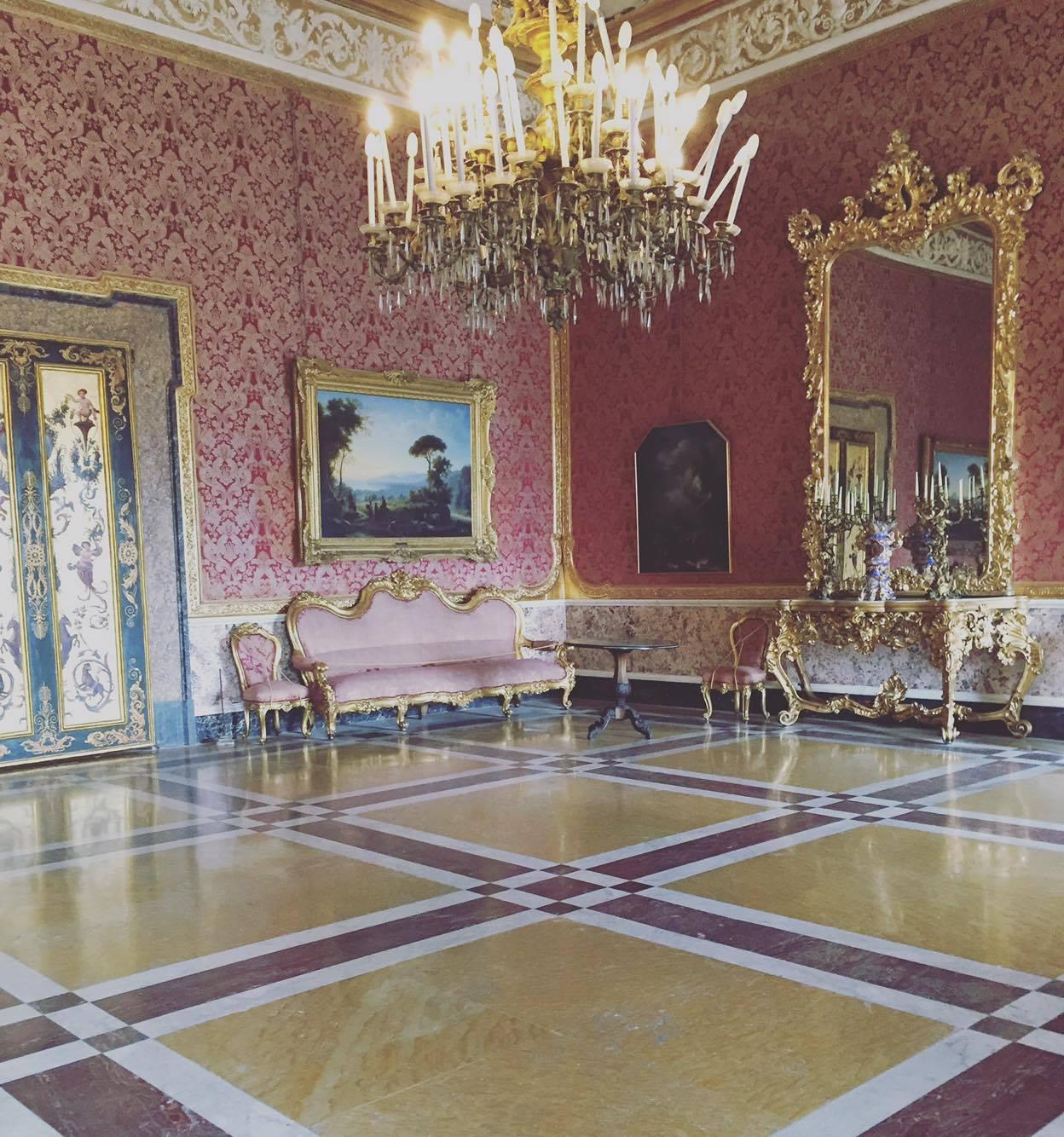 salone della regina